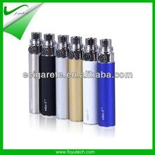 2013 hot selling 510/ego thread ego t battery 350mah/650mah/900mah/1100mah capacity e cigarette e cig battery diamond