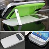 For Galaxy S4 Sleeping Mode Cell Mobile phone Case built in 3500mah
