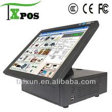 electronic cashier/cashier equipment/electronic supermarket equipment