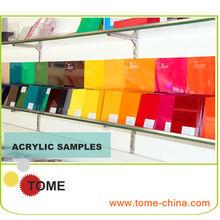 100% new material PMMA sheet