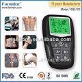 Portátil EMS estimulação muscular máquinas / máquina EMS estimulador muscular elétrica