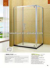 rectangle single door custom made bathroom cabinets