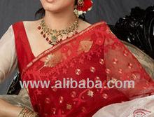 Jamdani Sharee , 3 piece, 2 piece, Bag