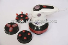 handy body massager physiotherapy massage bed foot and toe massager