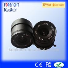 6mm fixed lens