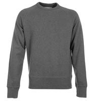 100 Cotton Cheap Men Non Hooded Sweatshirts Wholesale