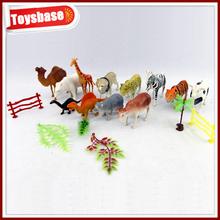Small animals plastic toys birds