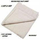 Cotton Twill Dust Cloth
