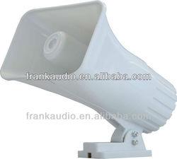 H508 CE 30W / 8 ohms best price outdoor waterproof plastic horn speaker