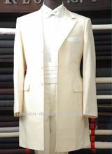 Hot Sale Ivory Men Wedding Suits Pictures