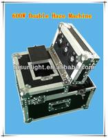 HS-600, 600W Dual Haze Machine,Stage/ Disco Effect machine