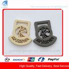 CD8215 Custom Logo Design Metal Jeans Labels for Decoration