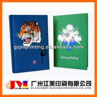 Hot Selling Cheap Professional Custom Coloring Menu Books for Restaurant English Grammar Books Printing Service
