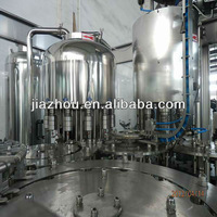 Full Automatic Pure Water Filling Machine / Pure Water Filling Equipment