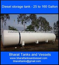 Diesel Storage Tank - 25 to 160 Gallon