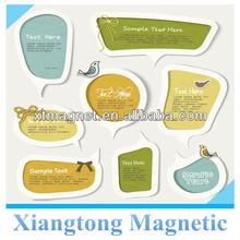 Kinds of Writing Board Fridge Magnets