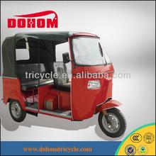 Indian motorized bajaj rickshaws for sale middle engine