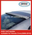 Pièces d'auto 06-10 spoilers arrière/abs becquet de toit arrière aileron de toit pour honda civic