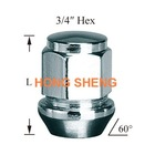 chinese popular one piece 3/4'' hex groove cartwheel blind nut