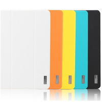 ultra thin smart cover for ipad air rock leather case