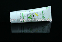 100ml plastic tube insert for cosmetic