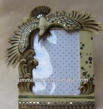 Resin desert eagle picture photo frame