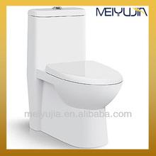 Sanitary water saving siphon jet design ceramic wc closet