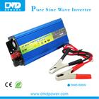 High quality 500W DC 12v-AC 220v pure sine wave automobile solar inverter