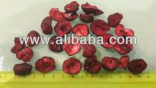 Freeze dried cherry