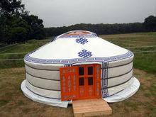 Mongolian yurt Ulan-bator