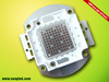 2013 hot sale Bridgelux/Epileds/Epistar led chip, high power led 100w 660nm red/blue/yellow/green/white/uv/ir