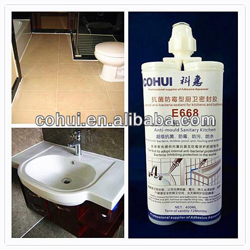 Bathroom Silicone Sealant-400Ml