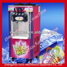 High efficiency big capacity ice cream machine/machine ice cream