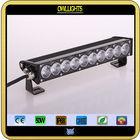 OWLLIGHTS 50w Led off road light bar(11inch 50W single row light bar, 5w led chips),GORE led 4wd 4X4 Truck