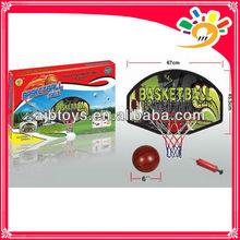 basketball board for kids wtih inflatable basketball