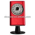 H. 264 mini digital wifi cámara ip inalámbrica