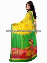 latest Function Wear Designer Saree
