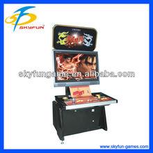 32 inch Crazy Fighting king ftg arcade fighting game tekken tag tournament 2