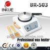 BR-503 waxing machine/single pots electric melting pot
