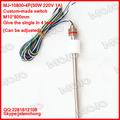 Mj-10800-4p haute température commutateur de niveau capteur de niveau d'huile MOJO capteur