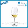 2013 hot export product cheap stemware personalized czech glassware bohemia crystal glass wine