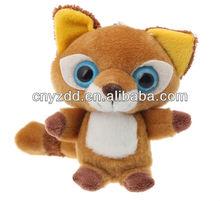 big eyed animal toys/New design minion plush toy for child/big eyed plush toys/plush big eyed animal toys