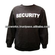 guardia de seguridad sudadera