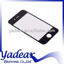 Best price blue front glass for iphone 4