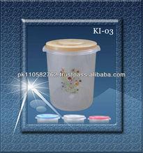 10 liter Kitchen Ideal KI-03 kitchen storage jar