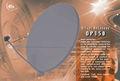 Alumínio antena parabólica 150 cm