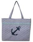 Ladies textile shopping bag