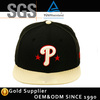 Wholesale Suede Snapback Cap With Custom Design