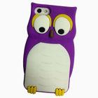 Cute animal design 3D silicone phone case