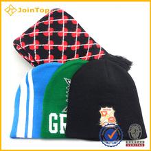 cheap fancy knitting beanie/knitted hat/crochet hat